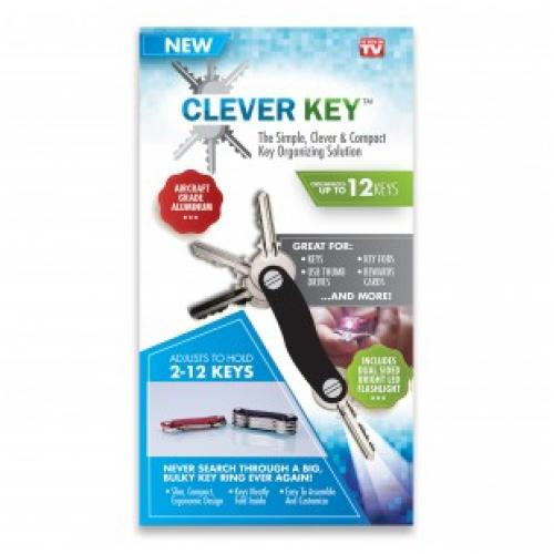 Органайзер для ключей Clever key (Ключница)