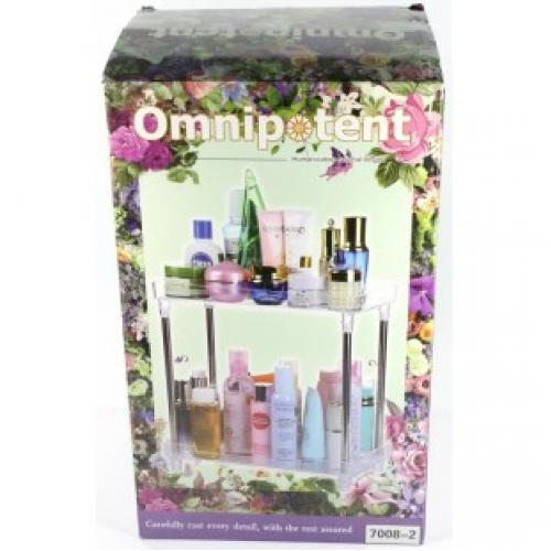 Акриловая стойка для косметики Omnip Tent