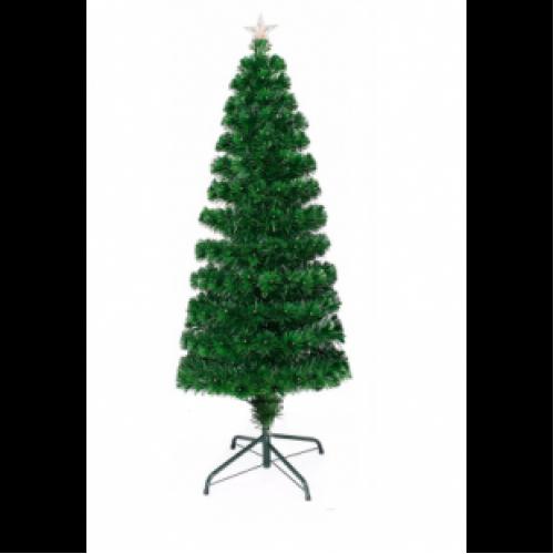 Искусственная елка с металлической подставкой 210 см