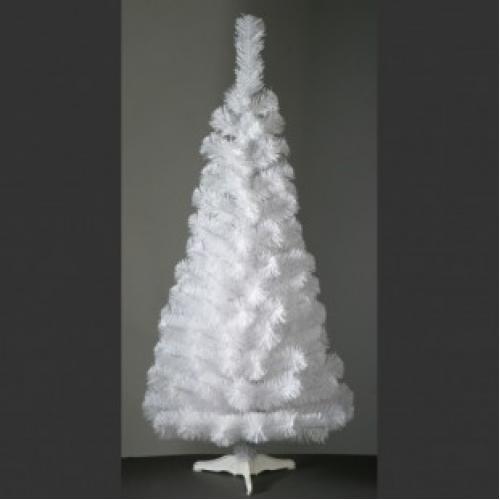 Искусственная белая елка 180 см