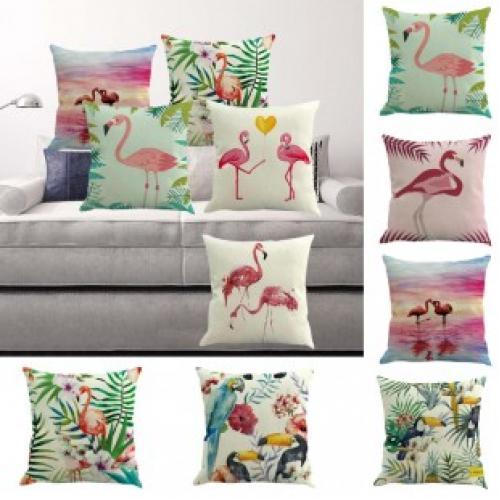 Декоративная подушка на диван