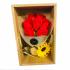 Подарочный букет цветов Dear for you 25см х 15см