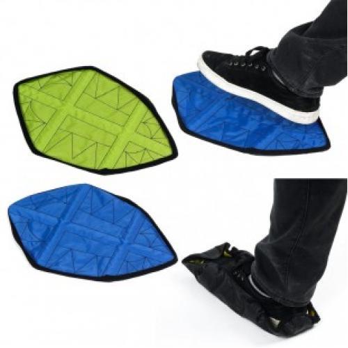 Автоматические бахилы Automatic shoes covers for indoors