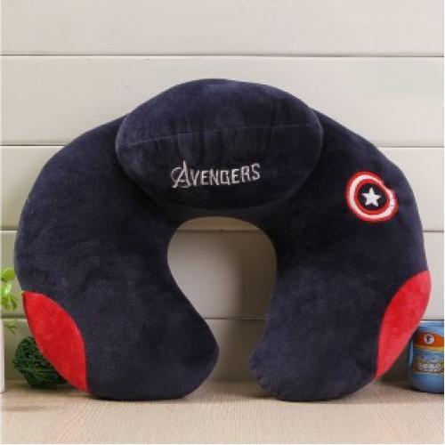 Подушка подголовник Avengers