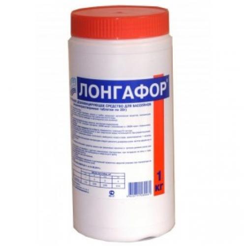 Лонгафор (медленнорастворимые таблетки по 20 гр)