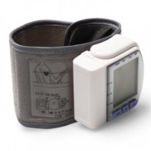 Тонометр на запястье automatic wrist watch ck-102s
