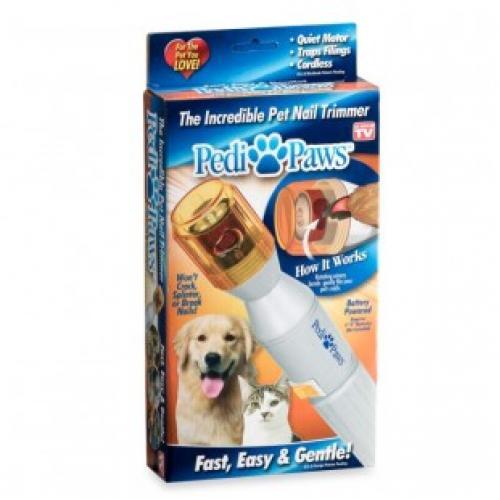 Триммер для ногтей животных Pedi paws pet