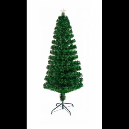 Искусственная елка с металлической подставкой 120 см