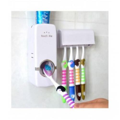 Автоматический дозатор ( диспенсер ) для зубной пасты Toothpaste Dispenser