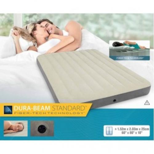 Надувной матрас Intex Dura - Beam 152 х 203 х 25 см