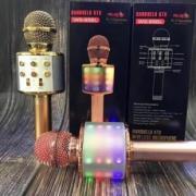 Беспроводной микрофон караоке Handhelp kiv WS 858L