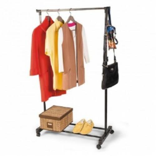 Передвижная напольная стойка для одежды SINGLE - POLE CLOTHES RACK