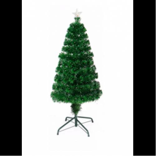 Искусственная елка с металлической подставкой 90 см