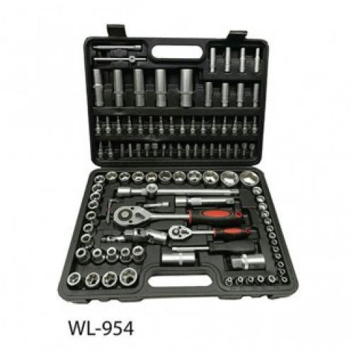 Набор инструментов в кейсе WL 954