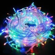 LED гирлянда нить 5 м