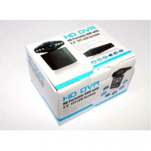 Видеорегистратор HD Portable DVR with TFT LCD Screen