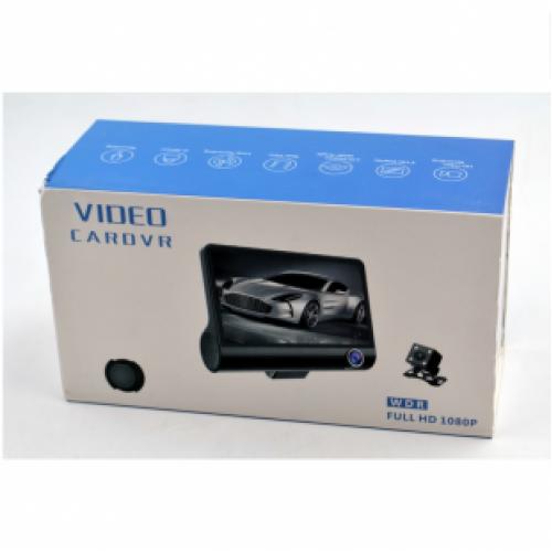 Видеорегистратор на зеркало заднего вида Video CarDVR WDR FUII HD