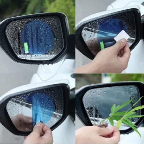 Пленка антидождь на зеркало waterproof membrane