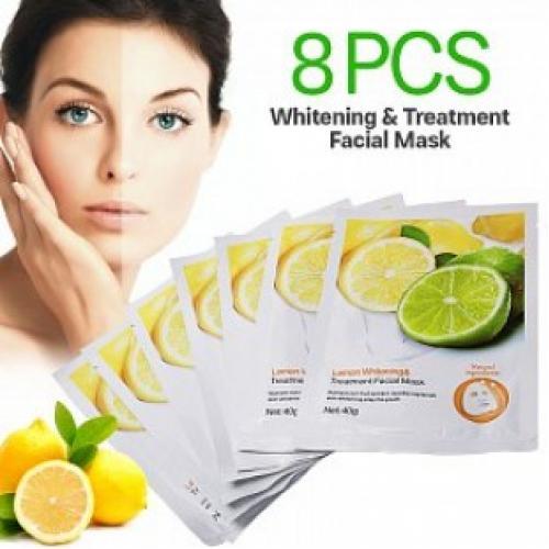 Маска Lemon Whitening and Treatment