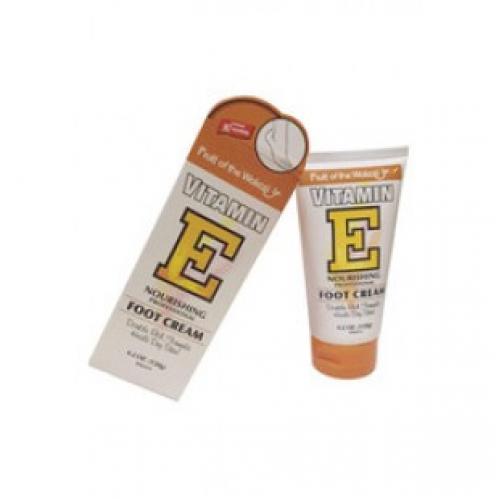 Крем для ног Vitamin E Foot Cream