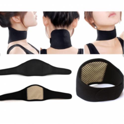 Self heating neck guard band шейный бандаж с турмалином