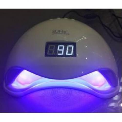 Ультрафиолетовая лампа со встроенным вентилятором ruNail