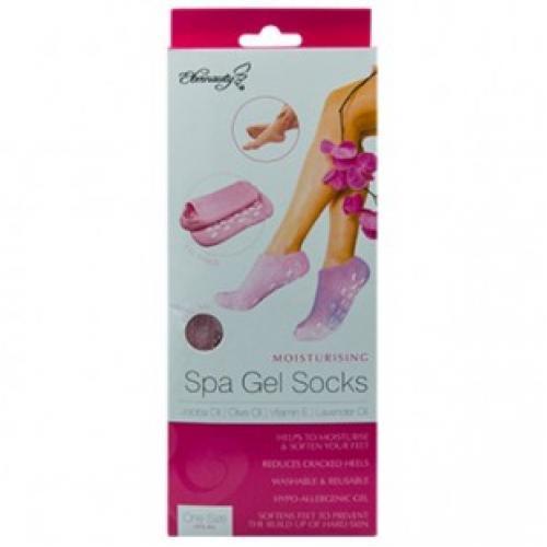 Увлажняющие носочки SPA GEL Socks