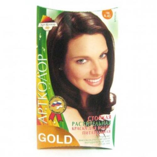 Краска для волос АртКолор Gold 108 Бронза