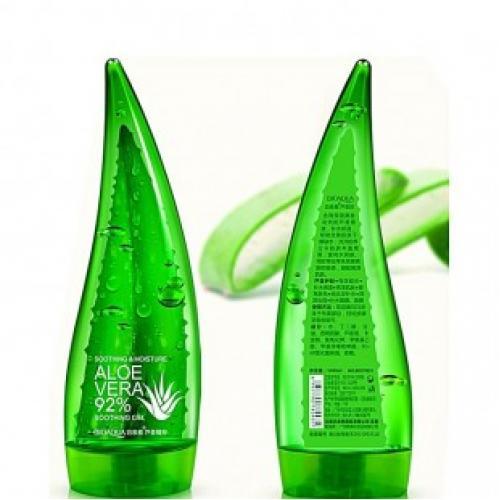 Увлажняющий и успокаивающий универсальный гель soothing and moisture aloe vera gel
