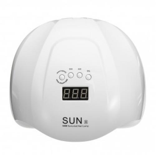 Лампа Sun 5X 54 Вт с дисплеем для ногтей