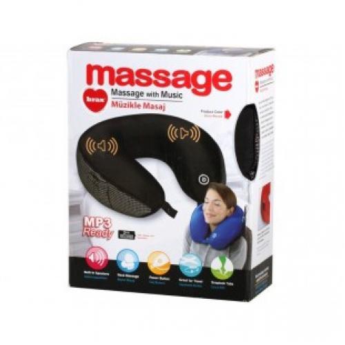 Массажная подушка для шеи и плеч Massager