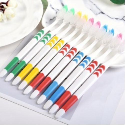 Зубные щетки 10 штук