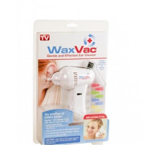 Wax Vac прибор для чистки ушей