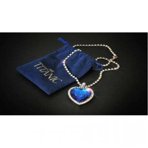 Кулон,ожерелье Сердце океана (Титаник)