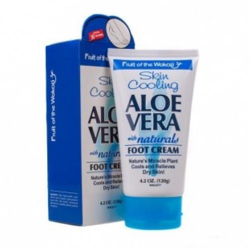 Крем для ног Aloe Vera Foot Cream