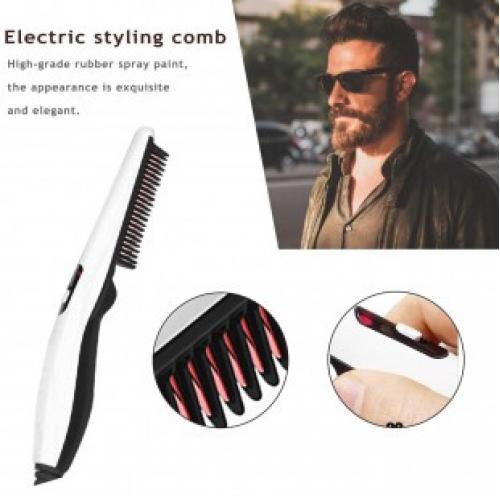 Расческа выпрямитель cordless hair comb