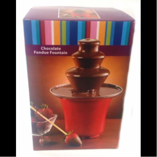 Мини Шоколадный фонтан Chocolate Fondue Fountain Mini