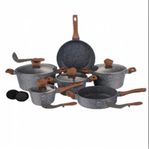 Набор посуды из 15 предметов Berlinger House