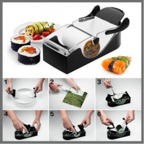 Машинка для приготовления роллов Perfect Roll-Sushi