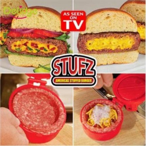 Пресс для бургеров STUFZ STUFFED BURGER PRESS