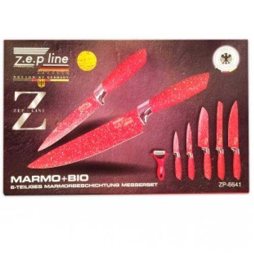 Набор из 6 ножей ZEP line ZP-6641