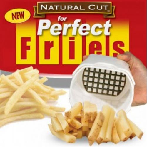 Прибор для нарезки картофеля Natural Cut for Perfect Fries