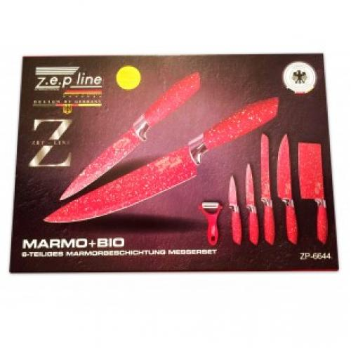 Набор из 6 ножей ZEP line ZP-6644