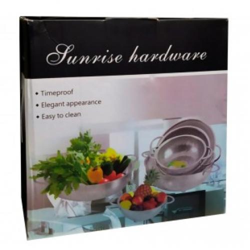 Набор посуды из 6 предметов sunrise hardware