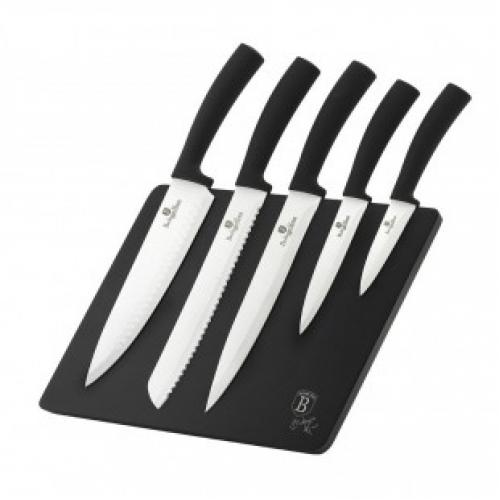 Набор ножей Berlinger haus bh 2411 на магнитной подставке