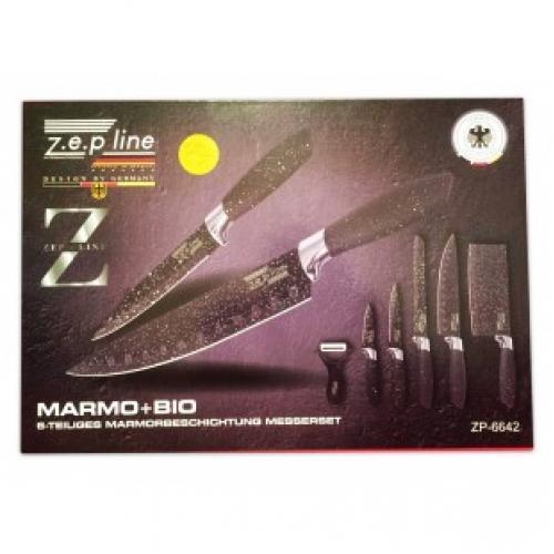 Набор из 6 ножей ZEP line ZP-6642