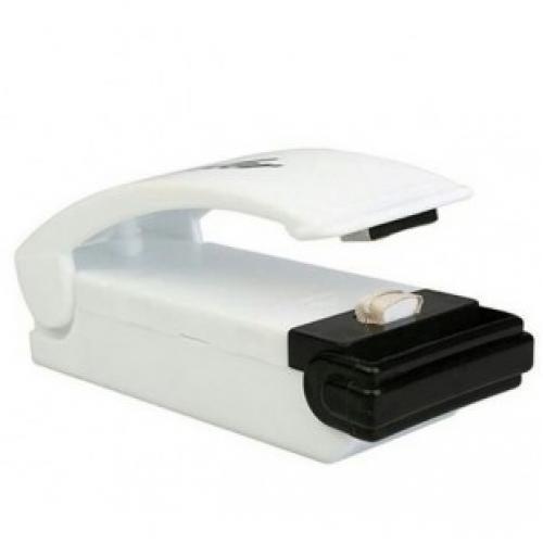 Карманный запаиватель пакетов - степлер Super Sealer