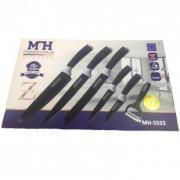 Набор из 6 ножей Meizenhaus mh 5533
