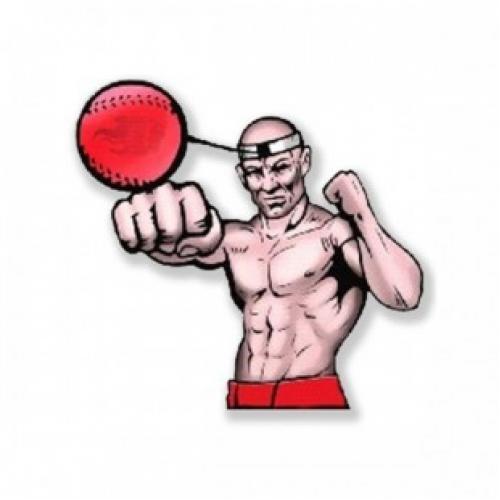 Боевой мяч на резинке - Тренажер для бокса