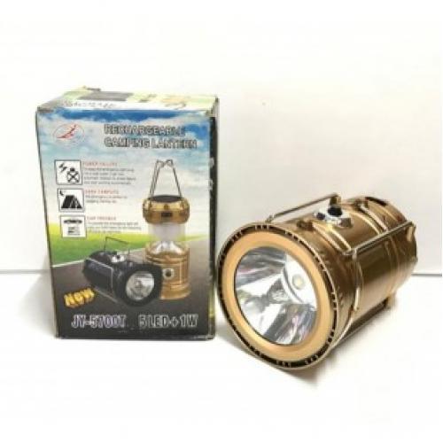 Кемпинговый светодиодный фонарь LED JY-5700T
